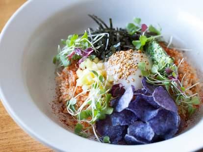 Baroo Los Angeles thrillist bowl salad new american