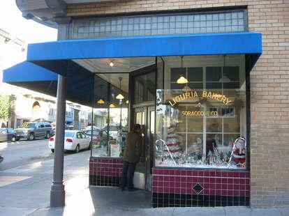 Liguria Bakery in San Francisco