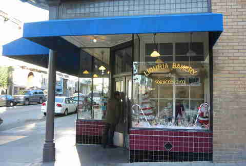 Liguria Bakery in San Francisco
