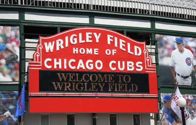 Take the 2016 Wrigley Field Cubs Fan Pledge