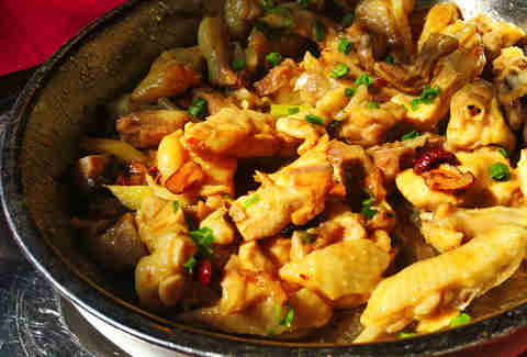chinese chicken entree, chinese chicken