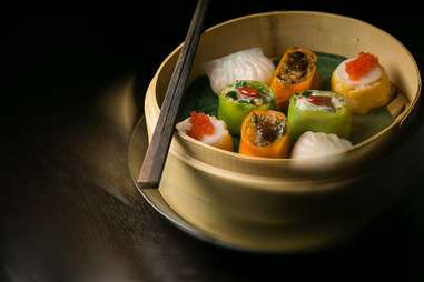 Hakkasan New York, chinese food