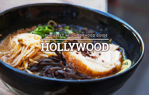 The 14 Greatest Restaurants in Hollywood