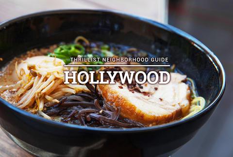 Ramen Bowls Hollywood