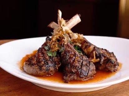 Scala's Bistro steak plate san francisco thrillist