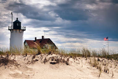 lighthouse in Cape Cod