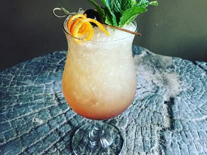 Blackbird cocktail san francisco thrillist