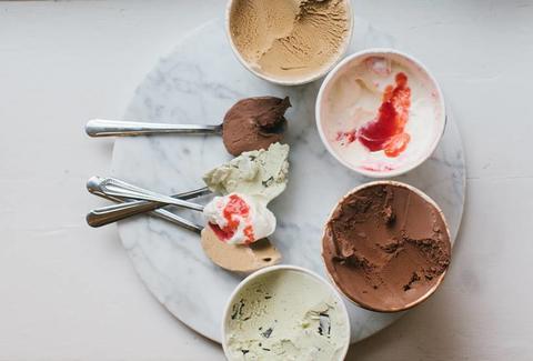 Smitten Ice Cream Hayes Valley smitten ice cream: a hayes valley, san francisco restaurant.