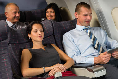 Seat reclining