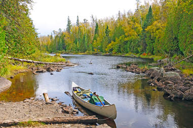 Boundary Waters in Minnesota