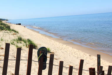 Swimming in the Great Lakes