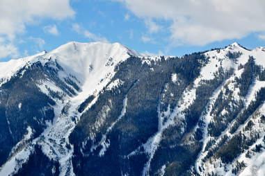 Aspen Highlands in Colorado