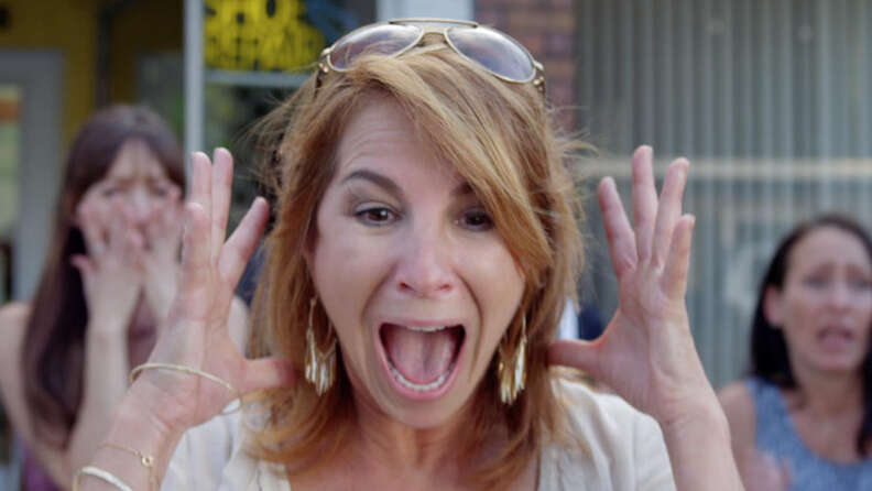 Jill Zarin Real Housewives of New york