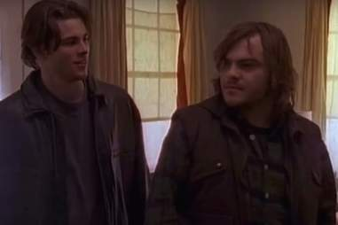 James Marsden and Jack Black on Touched By An Angel