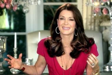 Lisa Vanderpum Real Housewives of Beverly Hills