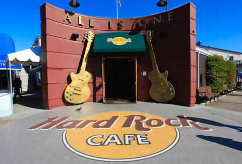Hard Rock Cafe San Francisco