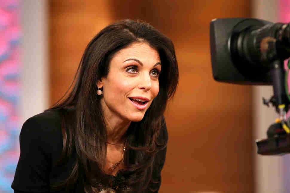 Bethenny Frankel real housewives of new york