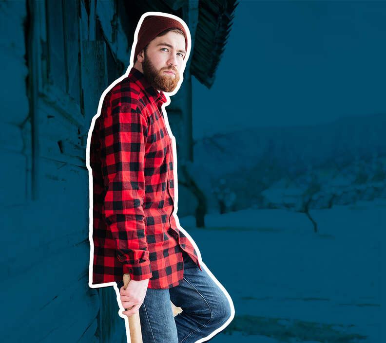 lumberjack fashion trend