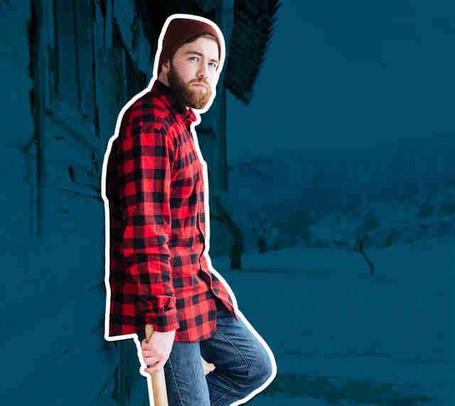 lumberjack fashion trend