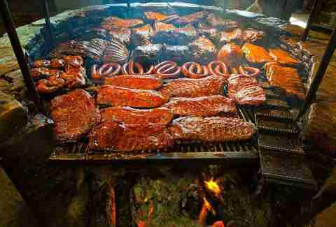 The Salt Lick BBQ in Austin