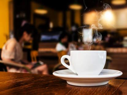 coffee, coffee shop
