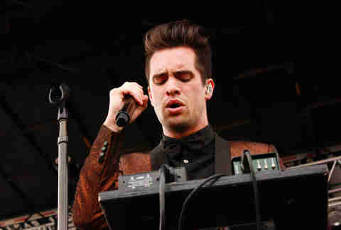 panic at the disco live in concert
