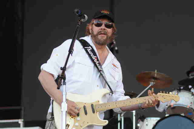 hank williams jr live in concert