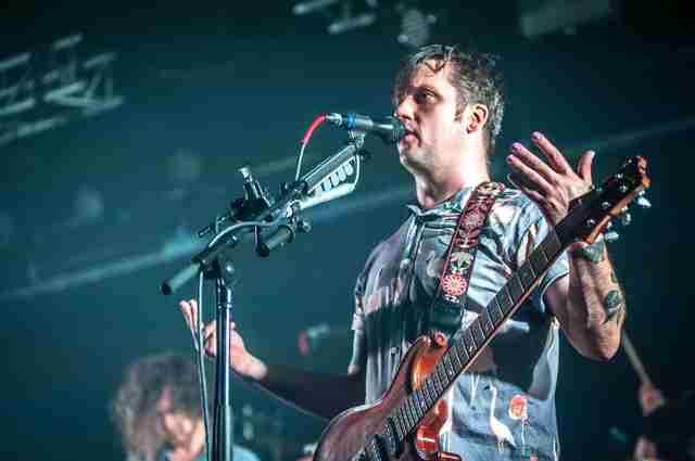 modest mouse live in concert