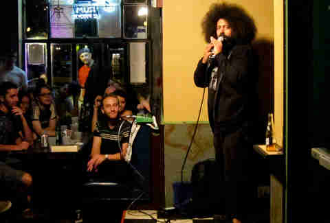 Reggie Watts at Knitting Factory
