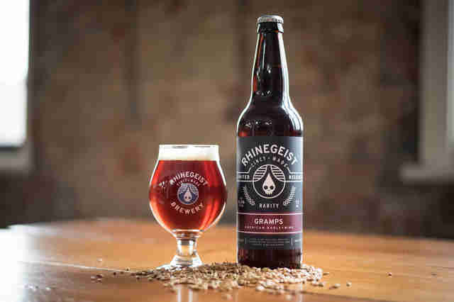 Rhinegeist Brewing, Rhinegeist Brewing beer