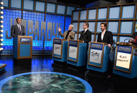 Saturday Night Live Celebrity Jeopardy NBC