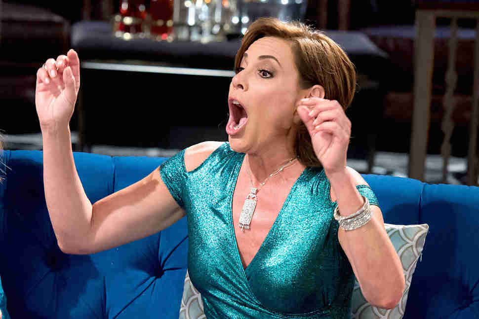 LuAnn de Lesseps real housewives of new york