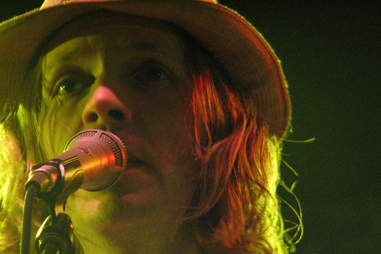 beck live in concert