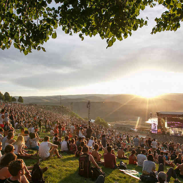 Every Summer Music Festival in Washington Worth Going to... in One Calendar