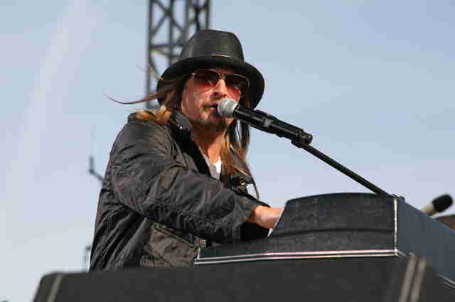 Kid Rock, Kid Rock live performance