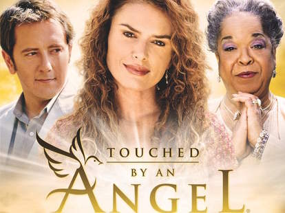 Touched By An Angel cover