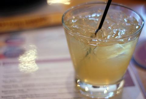 Whiskey Sour drink thrillist
