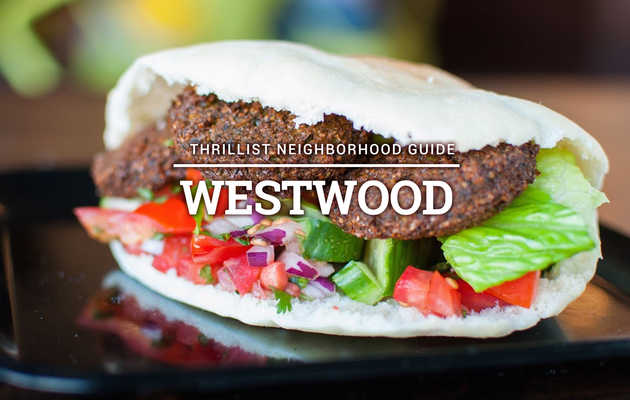 The Definitive Westwood Dining Guide