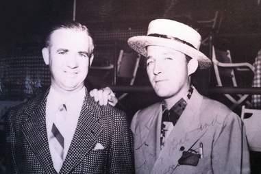 tom bergin's archival photo