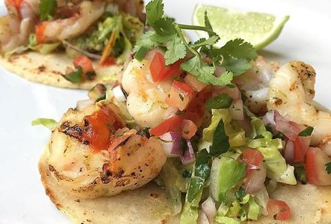 The Hungry Cat  Shrimp tacos thrillist california