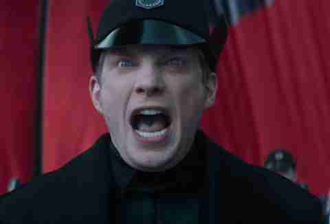 general hux - star wars: the force awakens