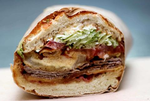 Ike's sandwiches california thrillist