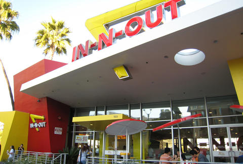 IN-N-OUT Burger california thrillist