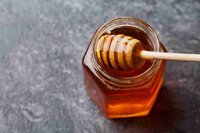 honey, honey jar