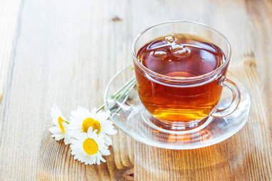 chamomile, chamomile tea, chamomile flower