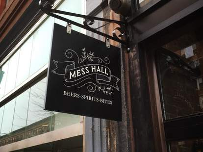 Mass Hall Harlem