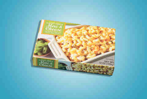 Trader Joe's hatch chili mac and cheese