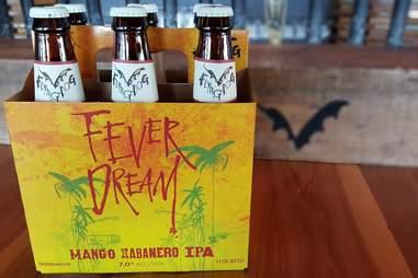 fever dream mango ipa flying dog brewing