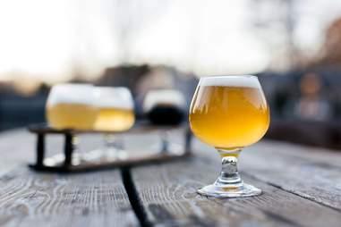 allagash brewing saison beer