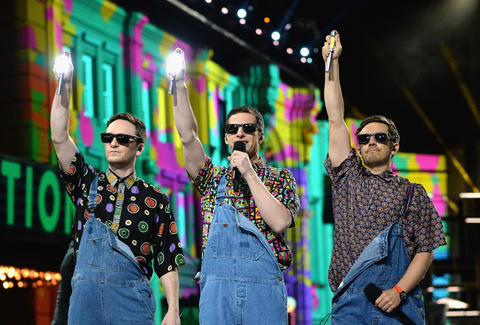 The Lonely Island, Fresh Prince, Will Smith, MTV Movie Awards